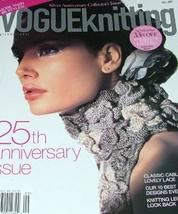Vogue Knitting 25th Anniversary Issue (Fall 2007) [Paperback] [Jan 01, 2007] Vog