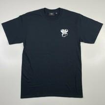 Harley Davidson T-Shirt Men's Size M L 2XL Black Motor Engine Flag Biker HD - $19.95