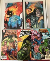 Defenders #1-5 COMPLETE MINI SERIES Set 2005 NM/M Condition Marvel Comic... - $8.99