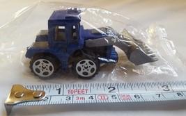 1976 Matchbox No. 29 Tractor Shovel Blue Diecast Mattel Mint Vintage Old... - $10.35