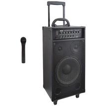 Pyle Pro PWMA1050BT Wireless Portable Bluetooth PA Speaker System - $279.75