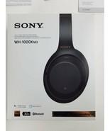 Sony WH1000XM3/B Black Bluetooth Wireless Over-Ear Headphones - $267.30
