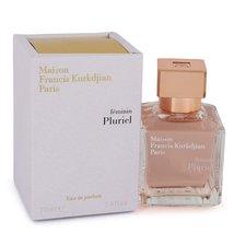 Mason francis kurkdjian pluriel 2.4 oz perfume thumb200