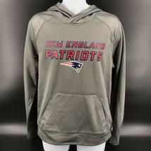 NFL New England Patriots Performance Hoodie Sweatshirt Size Adult Medium NEW -i - $49.99
