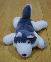 "B.J. Toy CUTE HUSKY DOG 9"" Plush Stuffed Animal - $15.35"