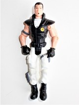 "2010 Lanard The Corps 3 Man Recon Shnobi Squad ""Rain"" 3.75 Action Figure - $4.99"