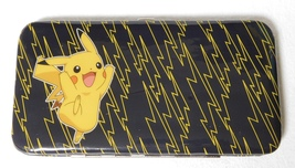 POKEMON PIKACHU Women's Hinge Wallet Folding Clutch