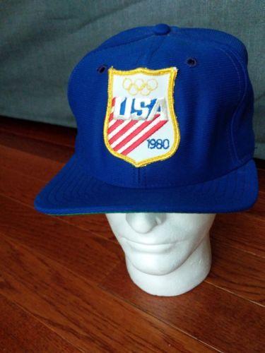 b98e4778c0c 1980 Olympics Snapback Baseball Hat Cap Team and 50 similar items. 12