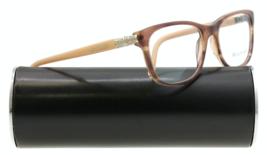 Bvlgari 4087-B 5240 Eyeglasses Beige Stripe Frame 52mm - $128.69