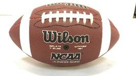 New Wilson NCAA Football, Junior, WTF1463 HBT, 7-9 lbs, MVP Elite, Free Shipping - $18.80