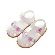 Hollow Shoes Sandals Summer New Girls Sandals Korean Princess Baby Shoes image 2