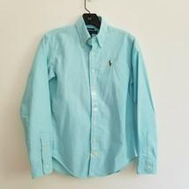 New Ralph Lauren Womens 2 Shirt Classic Fit Light Blue Oxford Button Dow... - $16.49