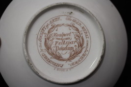 """1820 Coalport London Shape Cup & Saucer With """"Society of Arts Gold Medal... - $89.00"""