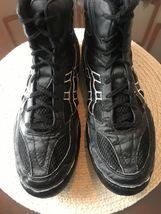 ASICS Spilt Second Black/white Mesh Wrestling Shoes Mens 12 image 3