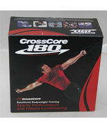 CrossCore 180 Complete Rotational Bodyweight Home Gym Training Kit FREE ... - $249.00