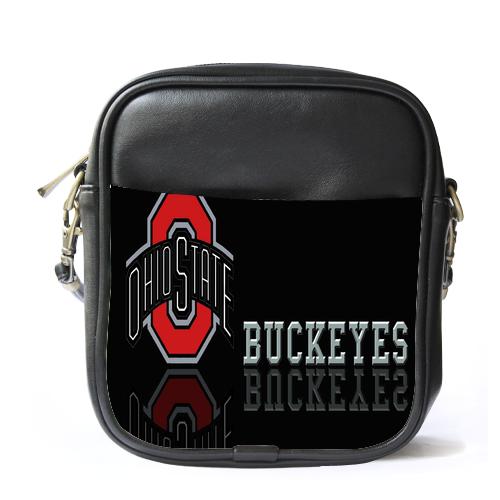 Sb1527 sling bag leather shoulder bag the ohio s