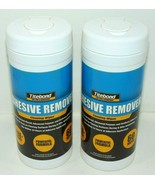 Set of (2 cans) TITEBOND ADHESIVE REMOVER CLEANING WIPES 60ct (120ct total) - $19.30