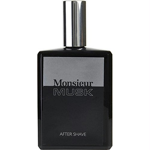 Monsieur Musk By Dana 4 oz After Shave for Men
