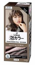 LIESE Creamy Bubble Color - Soft Greige 1's-Making The Hair Colouring Process Ef