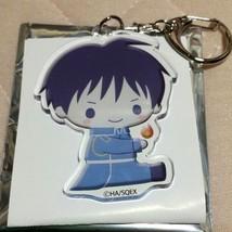 Fullmetal Alchemist Sanrio Acrylic Keychain Strap Roy Mustang Hagaren An... - $35.63