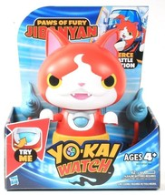 1 Hasbro YO_KAI Watch Paws Of Fury Jibanyan 2 AA Batteries Required Ages 4+ - $19.99