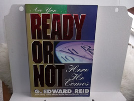 Ready or Not Here He Comes Christian book Bible... - $7.91