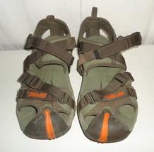 Teva Men's 6960 Waterproof Sports Sandals Size 10 - $39.36 CAD