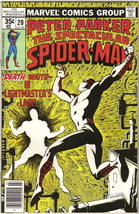 The Spectacular Spider-Man Comic Book #20 Marvel Comics 1978 VERY FINE- - $7.38