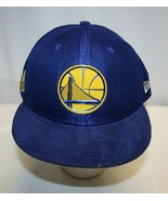 Golden State Warriors Cap with Micro Suede Brim - $19.79