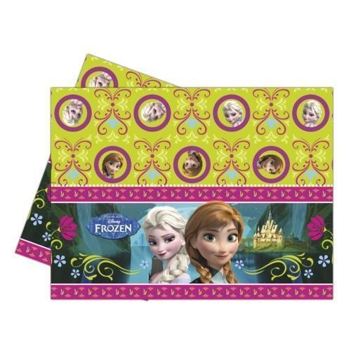 BNIP  Frozen Tablecover - Disney Frozen Party Supplies - Anna & Elsa Tablecloth