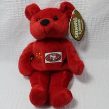 Jerry Rice Salvinos Bammers Collection 1999 Bear San Francisco 49ers QB ... - $14.99