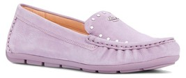 Coach Mckenna Driver Shoes Size 5.5 Msrp: $165.00 - $123.75