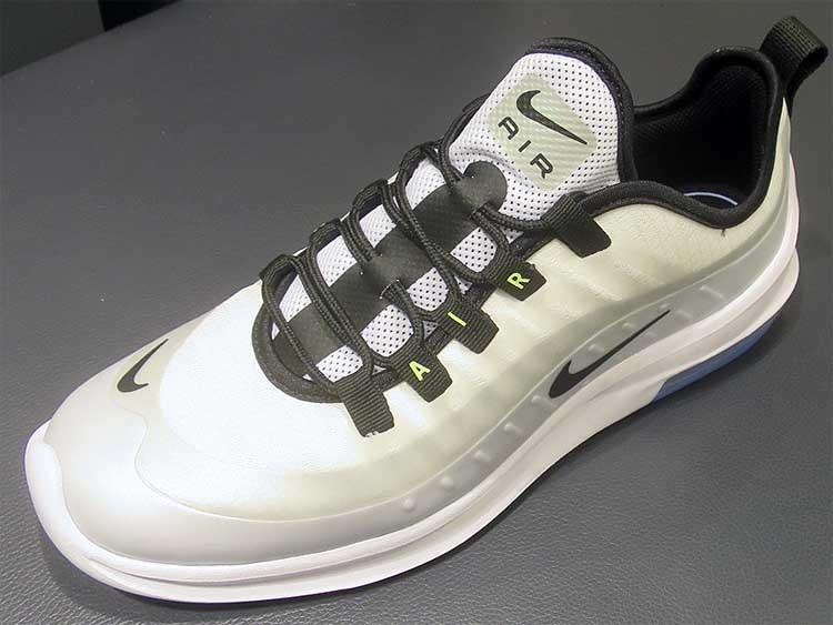 tenis lifestyle blanco nike air max axis