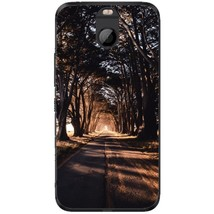 Road trees shadow HTC 10  Phone Case - $15.99