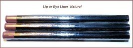 NEW SEALED & BOXED 3X Mary Kate & Ashley Line My Eyes Eye Liner  NATURAL... - $2.99