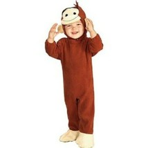 Curious George Costume 6-12 Months - £18.78 GBP