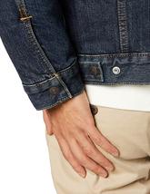 Levi's Strauss Men's Sherpa Lined Cotton Denim Jean Trucker Jacket 163650115 image 5