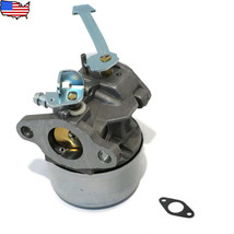 Carburetor for Tecumseh HSK600 HSK635 TH098SA 640086 640086A SnowBlowers... - $16.96