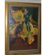 Flores Para Gabriela by Francisco Rodon Signed Serigraph 32/175  - $6,900.00