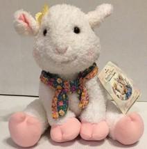 NWT Hallmark Crayola Lainie Lamb Plush Storybook Friends Stuffed Animal  - $16.78