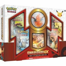 CHARIZARD EX Red and Blue Collection Box POKEMON TCG Generations 20 Anni... - $54.99