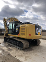 2017 Cat 323F Excavator FOR SALE IN Cunningham, KY 42035 image 3
