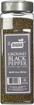 Badia Pepper Black Grnd - $14.48