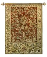 40x53 TREE OF LIFE  Ruby Fine Art Tapestry Wall Hanging - $279.95