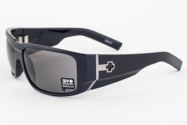 Spy Hailwood Shiny Black / Gray Sunglasses - $107.31