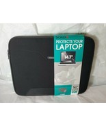 PADDED SOLO LAPTOP SLEEVE 14.1-Inch CHECK FAST CQR 106-4 - $12.69