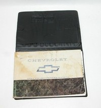 1994 Chevrolet Camaro Factory Original Owners Manual Book Portfolio #11 - $18.76