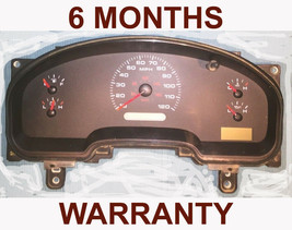 2004-2005 Ford F150 Gas Instrument Cluster -No Tacho -6Month War - $133.65