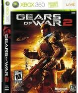 Gears of War  2 (Microsoft Xbox 360, 2006) - $8.90