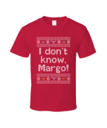 I Don't Know Margo National Lampoons Christmas Vacation Quote Food Knit ... - $20.99+